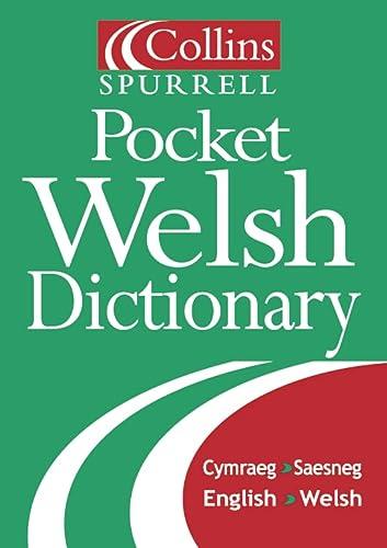 9780004335490: Collins Pocket - Collins Spurrell Pocket Welsh Dictionary