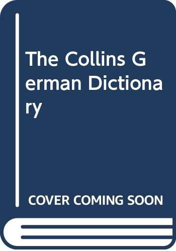 9780004335544: The Collins German Dictionary