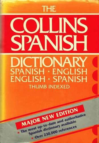 9780004335605: Collins Spanish Dictionary