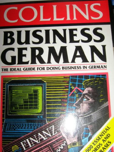 9780004336244: Collins Business German