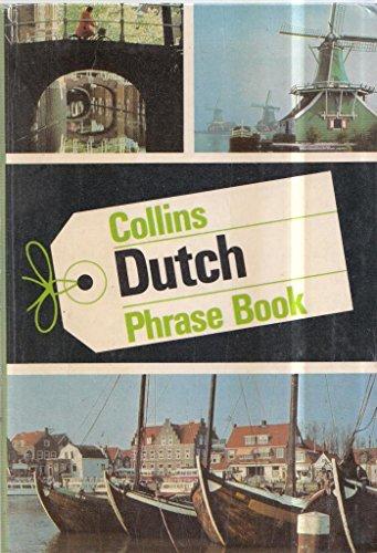 9780004339108: Collins Dutch Phrase Book