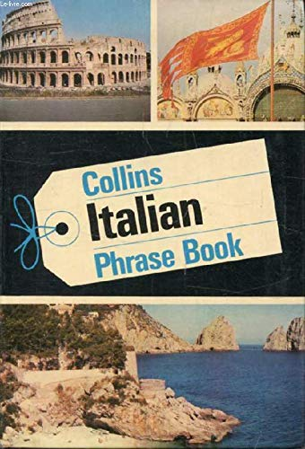 9780004339214: Italian Phrase Book