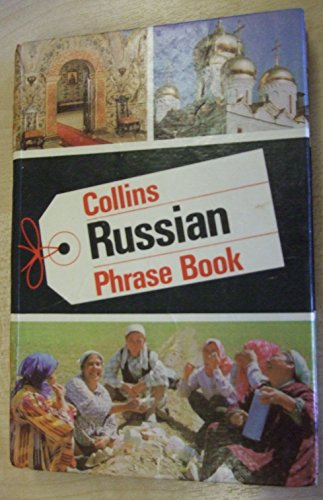 9780004339252: Russian Phrase Book
