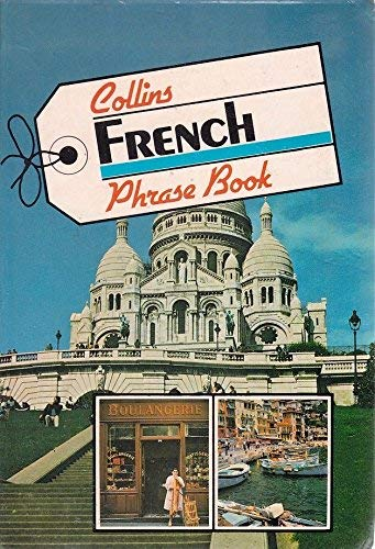 9780004339689: French Phrase Book Revise