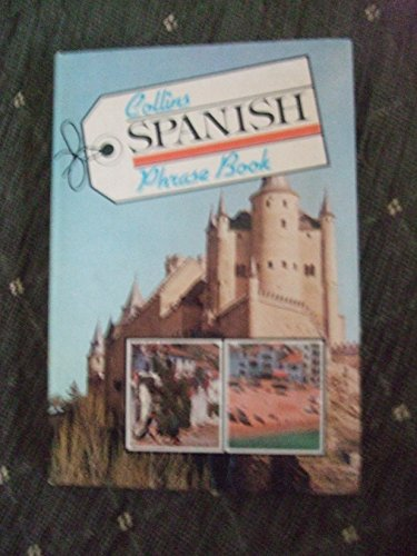 9780004339702: Spanish Phrase Book (Collins phrase books)