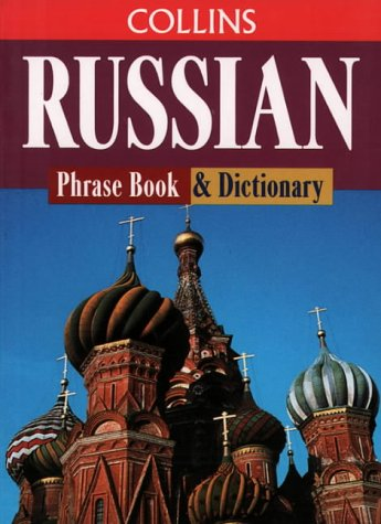 9780004339726: Russian Phrase Book and Dictionary (Collins Traveller)