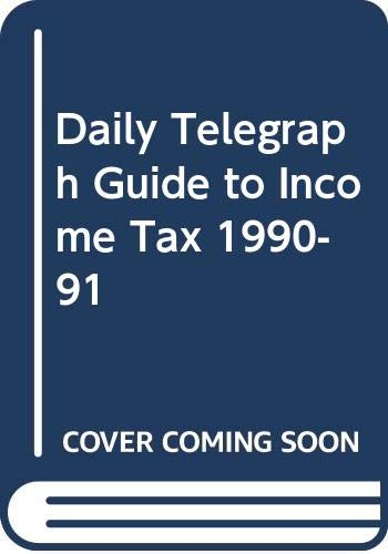 9780004341521: Daily Tel Inc Tax Gui 90 91