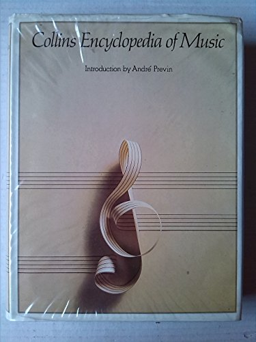 9780004343310: Collins encyclopedia of music