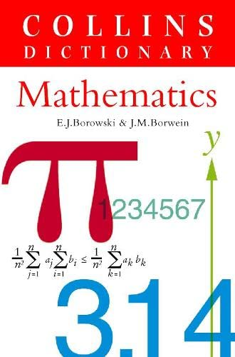 9780004343471: Mathematics (Collins Dictionary Of . . .)