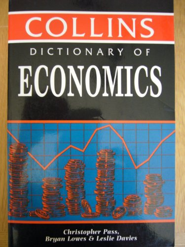 9780004343532: Dictionary of Economics (Collins Reference)