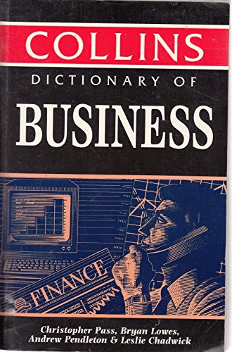 9780004343655: Collins Dictionary of Business