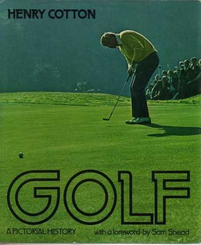 Golf; A Pictorial History
