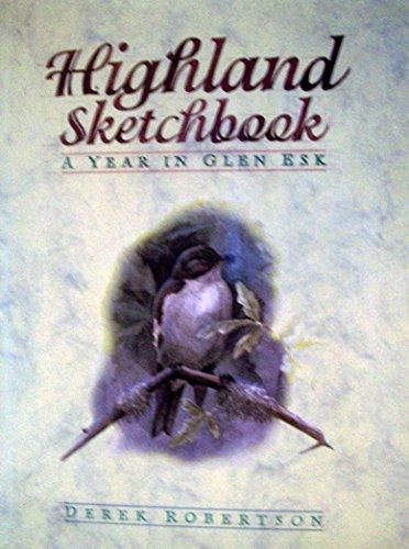 9780004345901: Highland Sketchbook: Year in Glen Esk