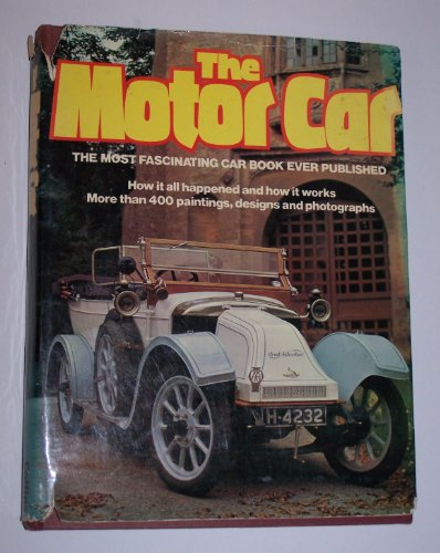 9780004350165: The Bosch Book of the Motor Car