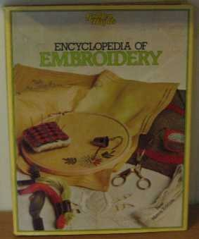 Encyclopedia of Embroidery