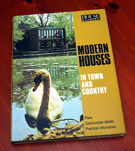 9780004350868: Modern Houses in Town and Country