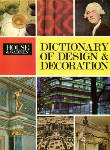 9780004350929: Dictionary of Design and Decoration