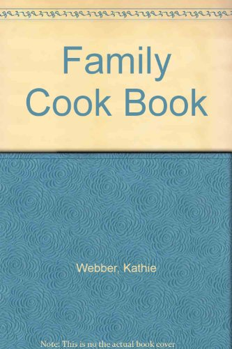 9780004351162: Family Cook Book