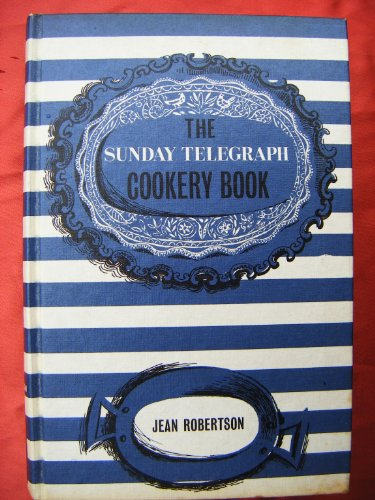 9780004351216: The Sunday Telegraph Cookery Book