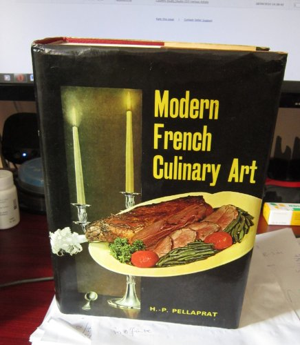 9780004351438: Modern French Culinary Art: The Pellaprat of the Twentieth-Century