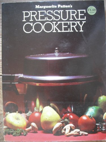 9780004351490: Marguerite Patten's pressure cookery