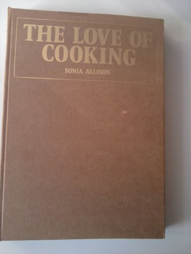 9780004351599: Love of Cooking