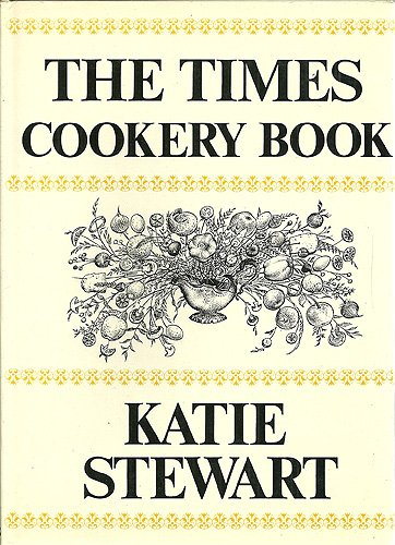 """Times"" Cookery Book (0004351622) by Stewart, Katie"