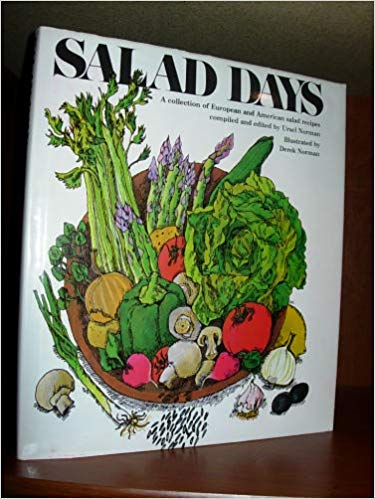 9780004351766: Salad Days: A Collection of European and American Salad Recipes