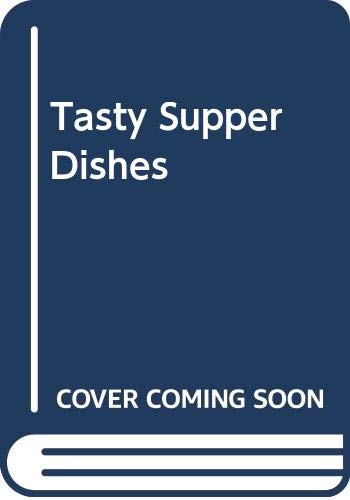 Tasty Supper Dishes (Collins cheerful cooking) (0004352688) by Susan Graham