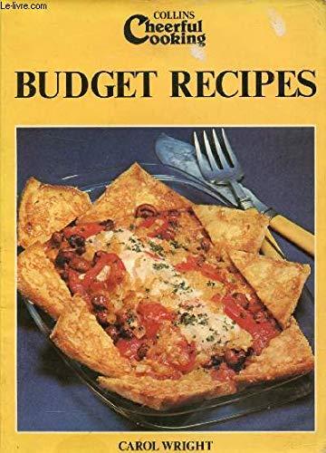 9780004352695: Budget Recipes