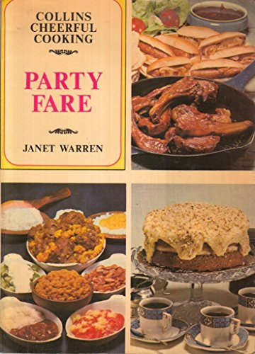 9780004352732: Party Fare (Collins cheerful cooking)