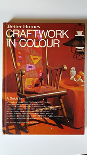 9780004355160: BETTER HOMES: CRAFTWORK IN COLOUR.