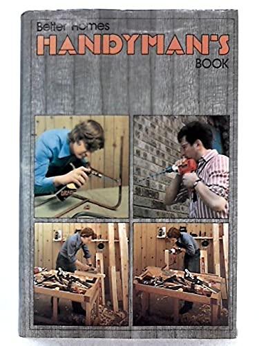 9780004355177: BETTER HOMES HANDYMAN'S BOOK.