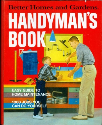 Shop home decorating repair books and collectibles abebooks better homes handymans book solutioingenieria Images