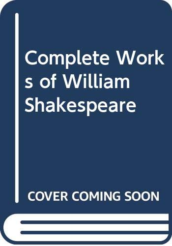 9780004356426: Complete Works of William Shakespeare