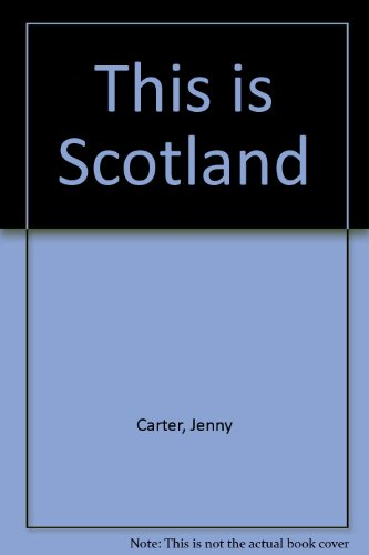 9780004356709: This is Scotland