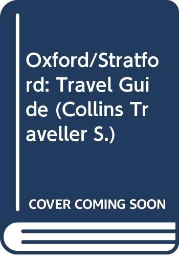 9780004357591: Oxford/Stratford: Travel Guide (Collins Traveller)