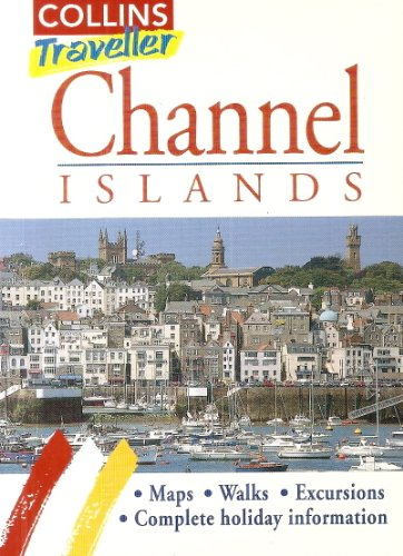 9780004357607: Channel Islands: Travel Guide (Collins Traveller)