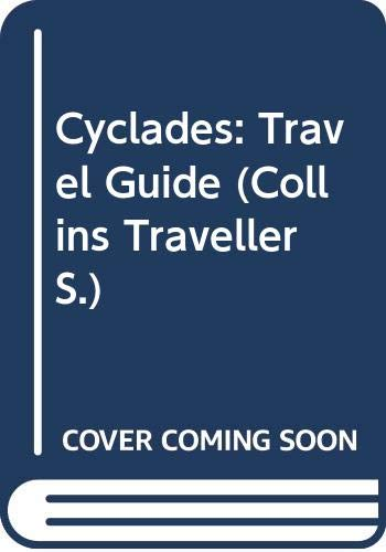 9780004357614: Cyclades: Travel Guide (Collins Traveller)