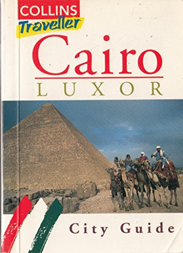 9780004357645: Collins Traveller: Cairo and Luxor
