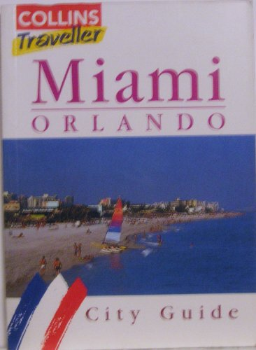 9780004357980: Miami/Orlando (Collins Traveller)