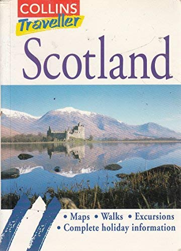 9780004358420: Scotland: Travel Guide (Collins Traveller)