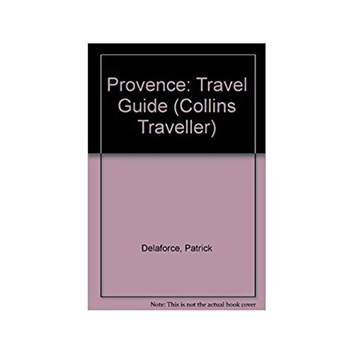 9780004358505: Provence: Travel Guide (Collins Traveller)