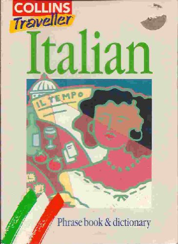 9780004358703: Italian Phrase Book and Dictionary (Collins Traveller)