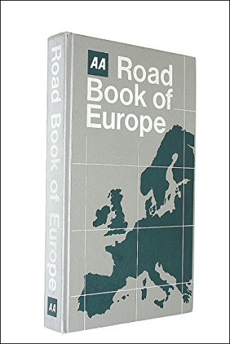 9780004359946: AA road book of Europe