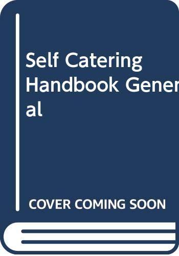 9780004361017: Self Catering Handbook General