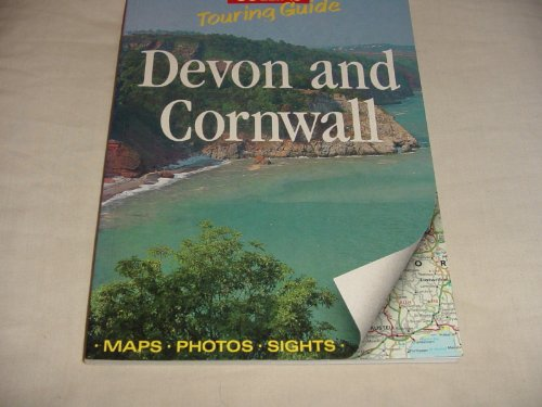 9780004361710: Devon and Cornwall (Collins Touring Guide)