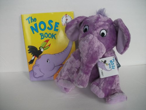 9780004444444: THE NOSE BOOK WITH PLUSH KOHLS CARES
