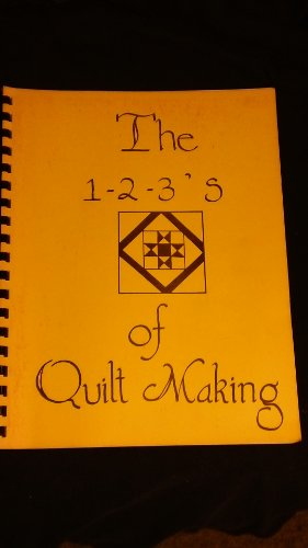 9780004448886: The 1-2-3's of Quilt Making