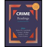 9780004473567: Crime: Readings - Textbook Only